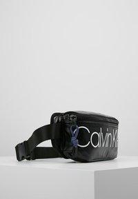 Calvin Klein - TRAIL WAISTBAG - Gürteltasche - black - 3