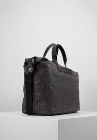 Calvin Klein - MONO WEEKENDER - Bolsa de fin de semana - brown - 3