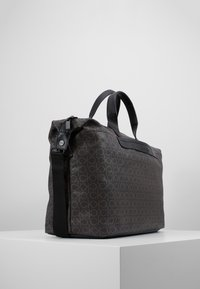 Calvin Klein - MONO WEEKENDER - Taška na víkend - brown - 3