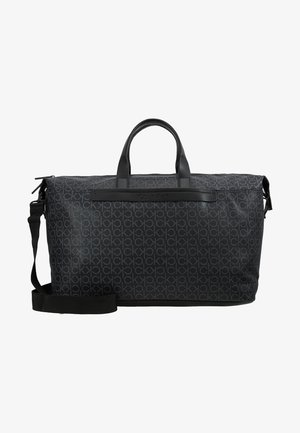 MONO WEEKENDER - Weekend bag - black