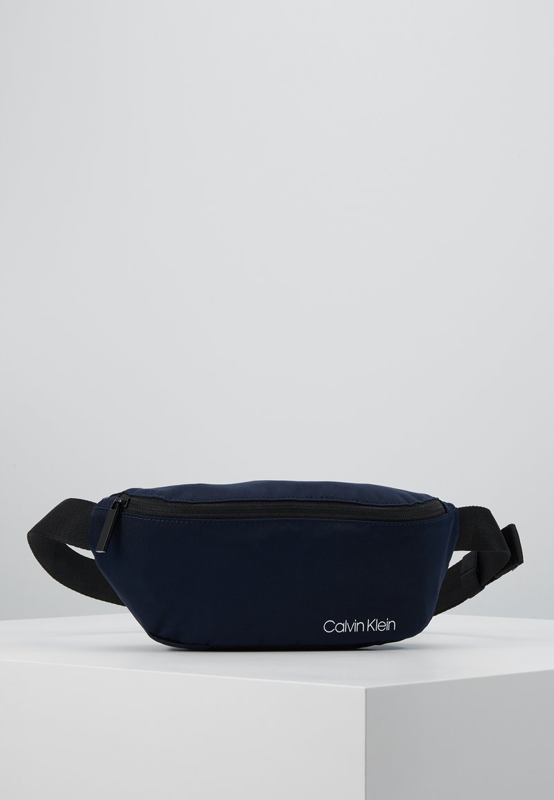 Calvin Klein - ITEM STORY WAISTBAG - Sac banane - blue
