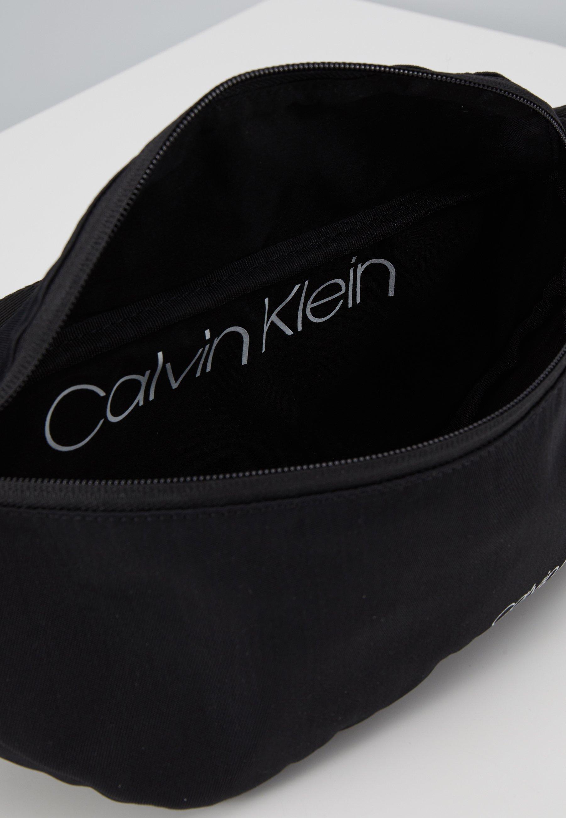 Calvin Klein Item Story Waistbag - Sac Banane Black