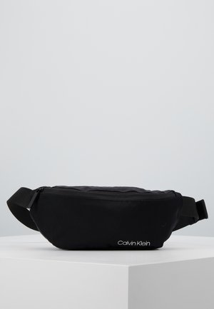 ITEM STORY WAISTBAG - Riñonera - black