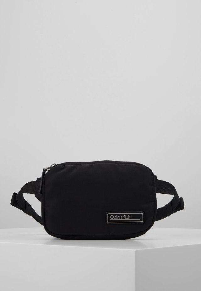 PRIMARY SMALL WAISTBAG - Sac banane - black