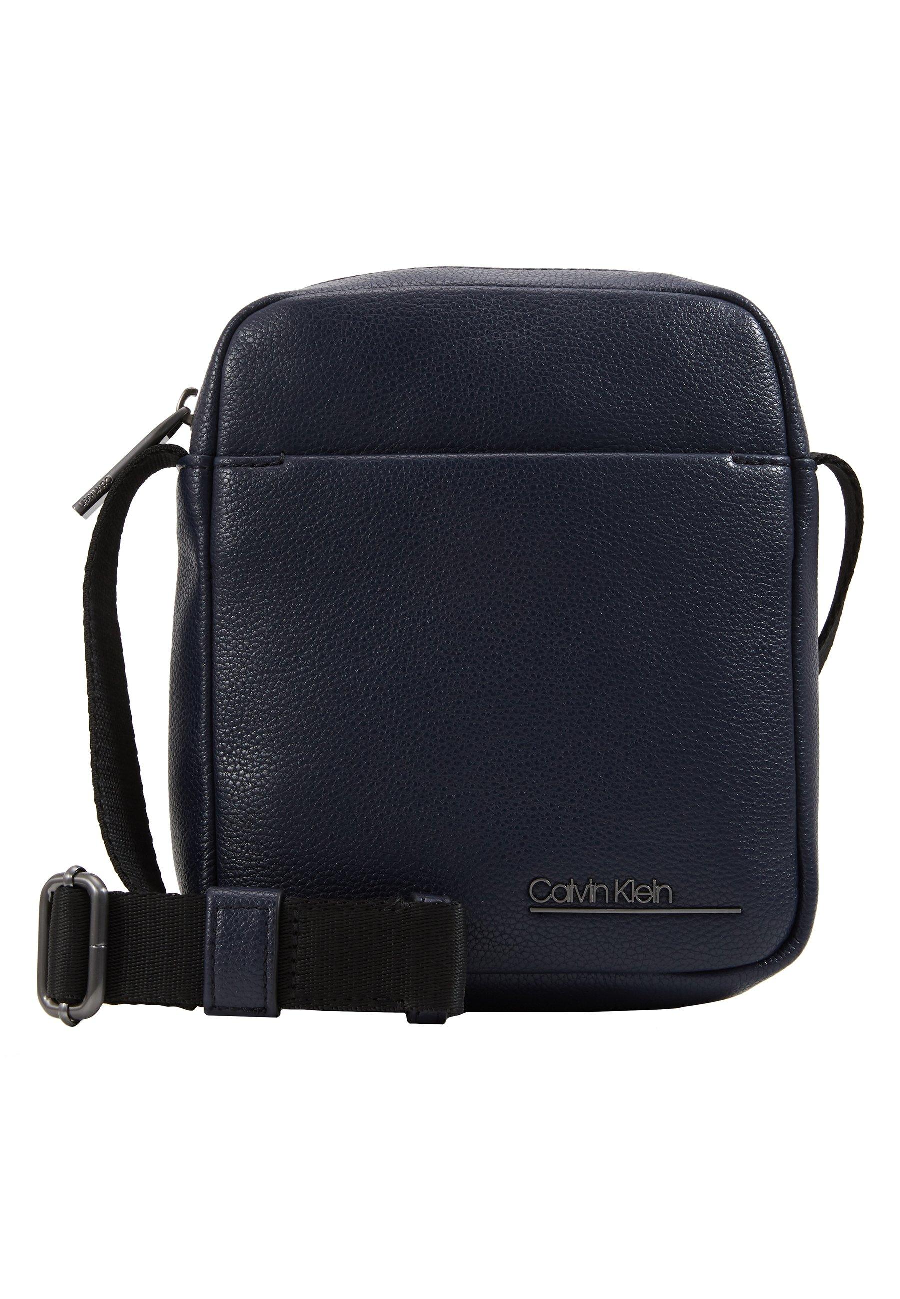 Calvin Klein MINI REPORTER - Borsa a tracolla - blue