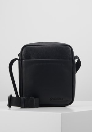 DUTY  MINI REPORTER - Across body bag - black