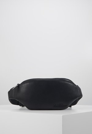 DUTY WAISTBAG - Sac banane - black