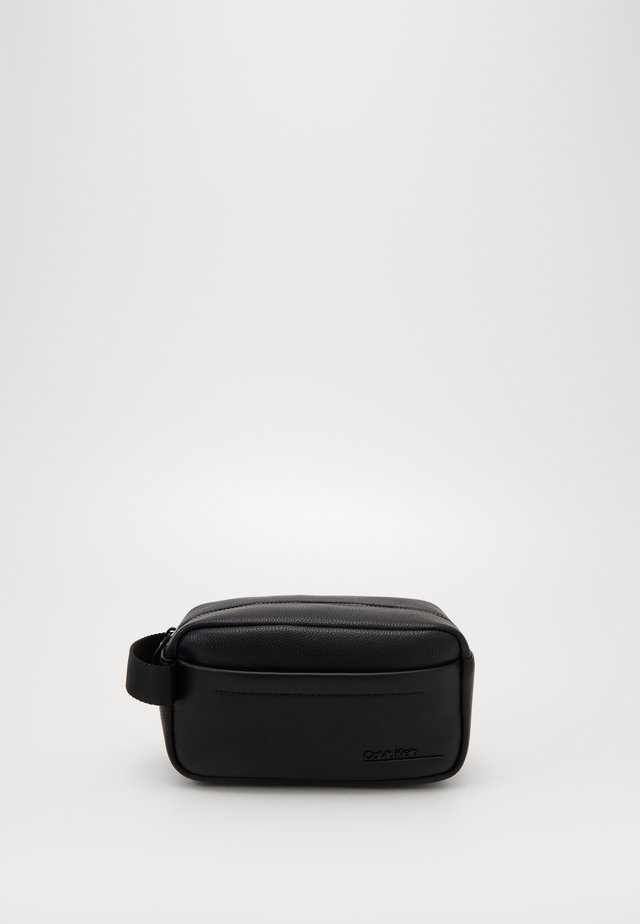DUTY  WASHBAG - Trousse de toilette - black