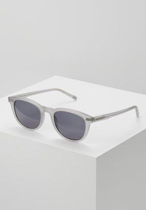 Sunglasses - matte light grey