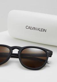 Calvin Klein - Solbriller - matte black - 2