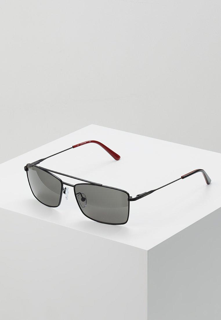 Calvin Klein - Sunglasses - matte black
