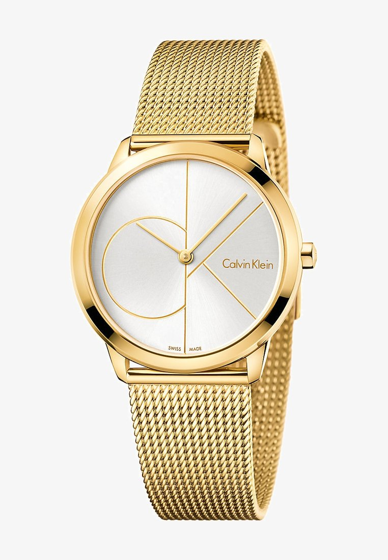 Calvin Klein - MINIMAL EXTENSION  - Watch - gold-coloured