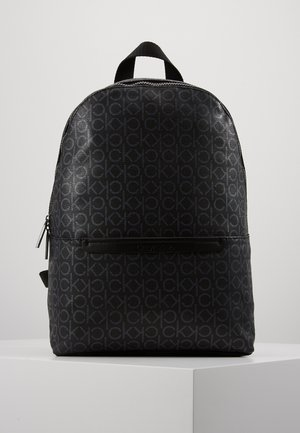 MONO ROUND BACKPACK - Reppu - black
