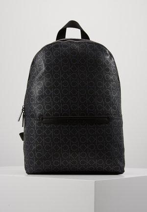 MONO ROUND BACKPACK - Plecak - black