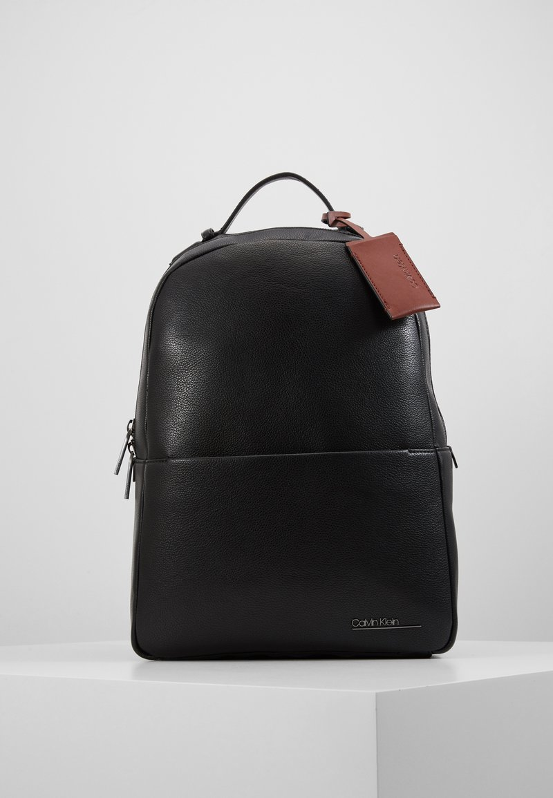 Calvin Klein - BOMBE BACKPACK - Reppu - black