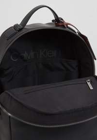 Calvin Klein - BOMBE BACKPACK - Reppu - black - 4