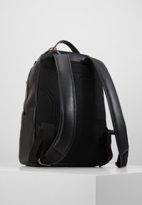 Calvin Klein - BOMBE BACKPACK - Reppu - black - 3