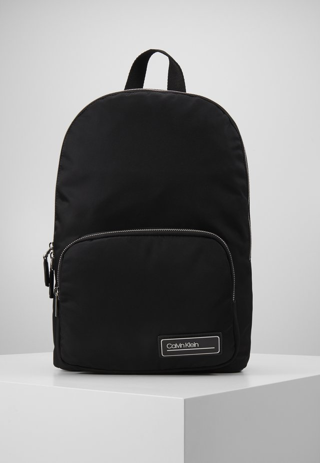 PRIMARY ROUND BACKPACK - Reppu - black