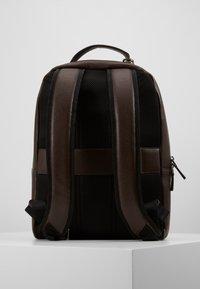 Calvin Klein - POCKET  BACKPACK - Reppu - black - 3
