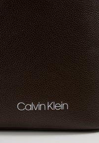 Calvin Klein - POCKET  BACKPACK - Reppu - black - 2