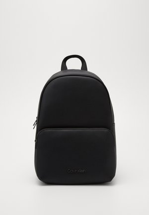 CENTRAL ROUND BACKPACK - Zaino - black