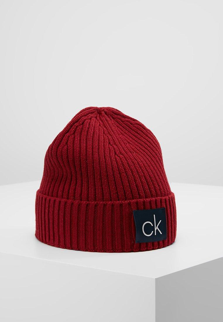 Calvin Klein - BASIC BEANIE - Berretto - red