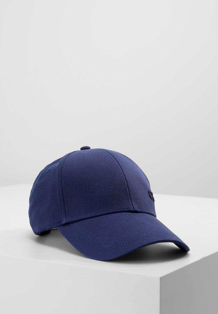 Calvin Klein - BASEBALL UNIS - Kšiltovka - blue night