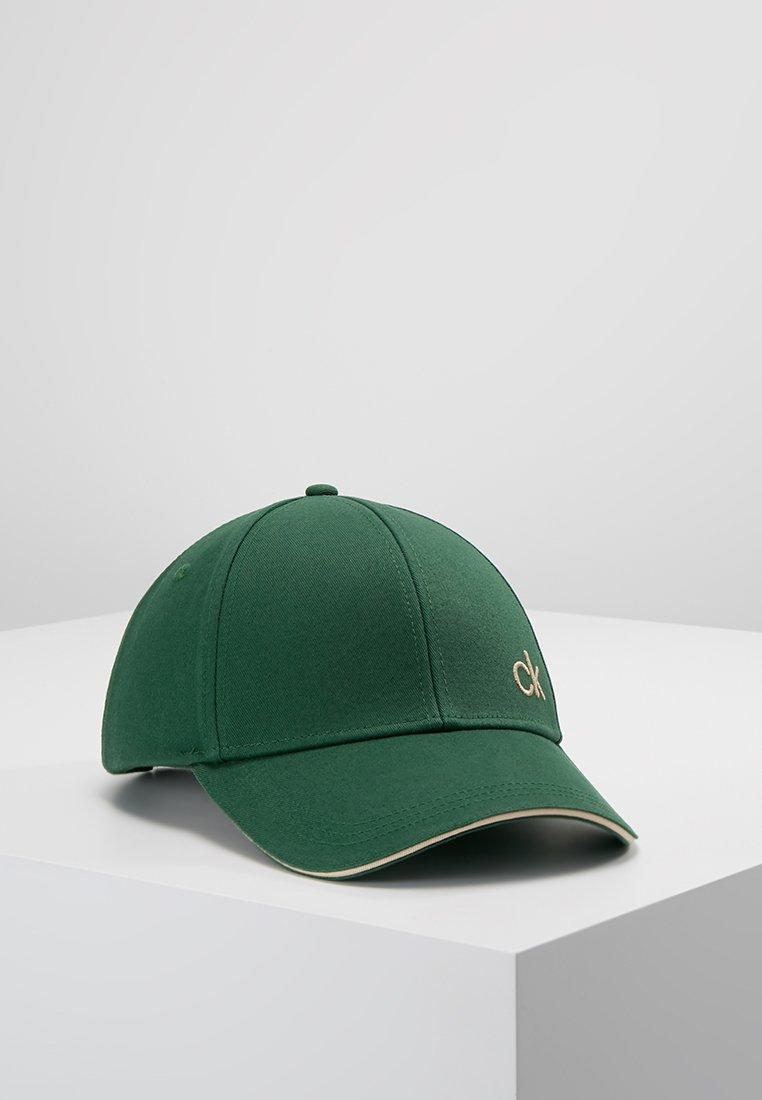Calvin Klein - CONTRATS EDGE - Cap - green