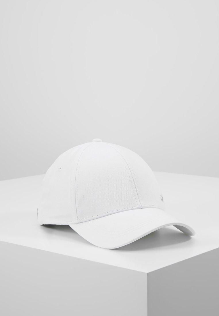 Calvin Klein - METAL - Cappellino - white