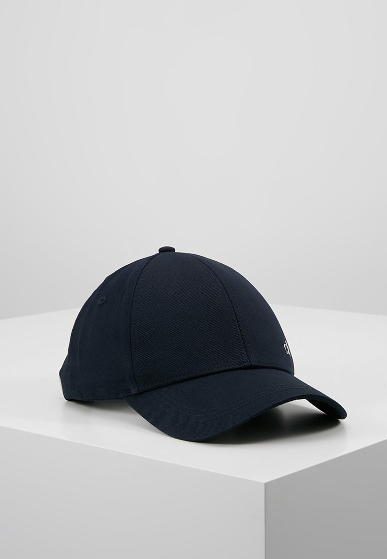 Calvin Klein - METAL - Kšiltovka - dark blue