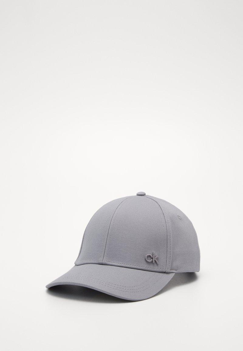 Calvin Klein - BASEBALL  - Caps - greystone