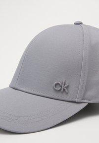Calvin Klein - BASEBALL  - Caps - greystone - 2