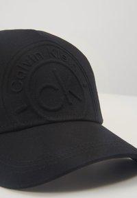 Calvin Klein - AVAILED TRUCKER - Cap - black - 2