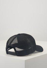 Calvin Klein - AVAILED TRUCKER - Cap - black - 3