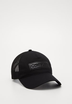 HIGH RAISED  TRUCKER - Gorra - black