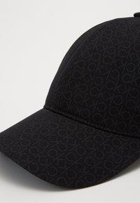 Calvin Klein - MONO BLEND - Cap - black - 2