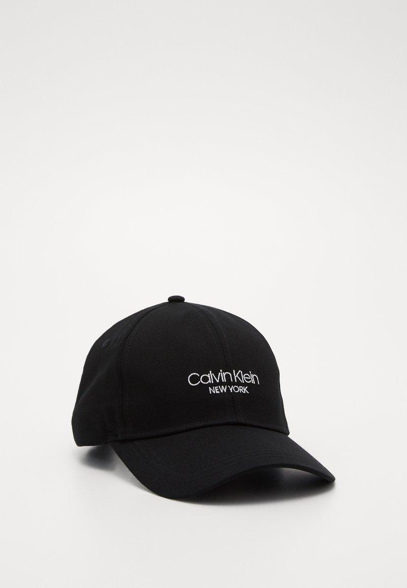 Calvin Klein - CAP - Keps - black