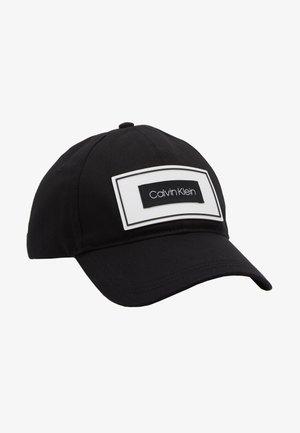 PATCH CAP - Cap - black