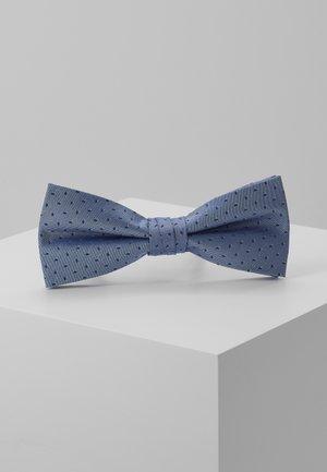 SHADOW DOT BOWTIE - Papillon - light blue