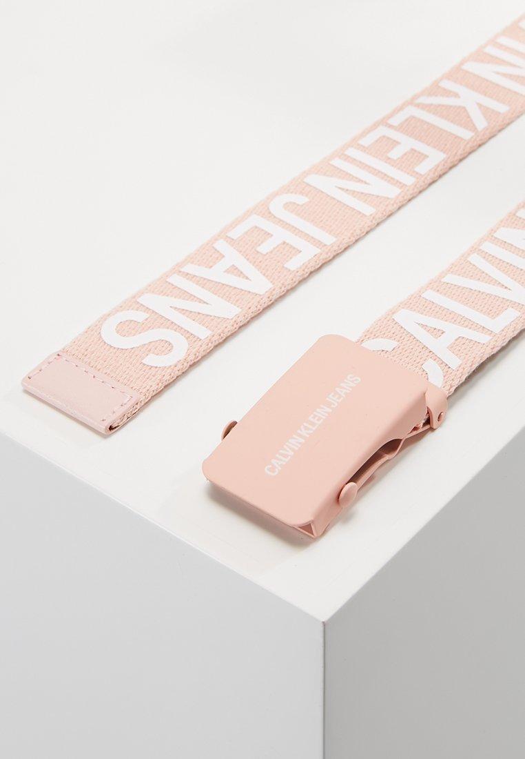 Calvin Klein Jeans - BELT - Belt - pink