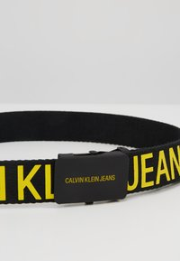 Calvin Klein Jeans - BELT - Belte - black - 2