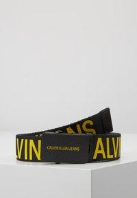 Calvin Klein Jeans - BELT - Pásek - black - 0