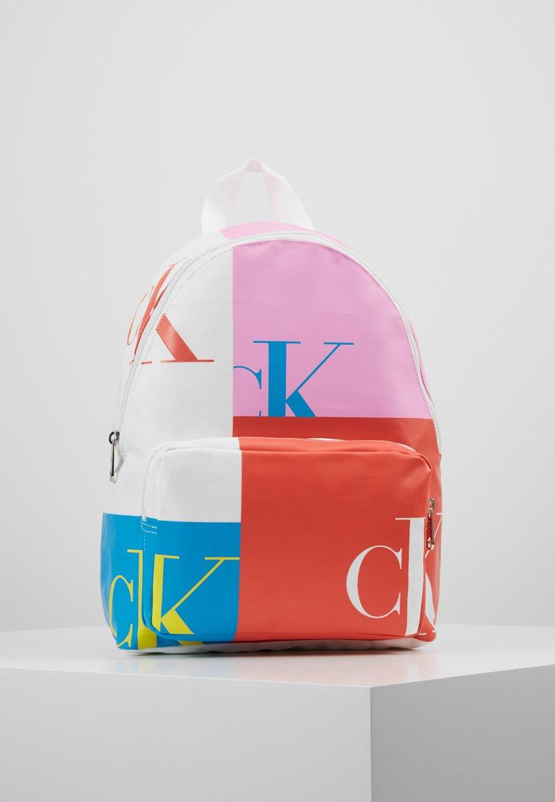 Calvin Klein Jeans - SPORT ESSENTIAL BACKPACK - Ryggsäck - white