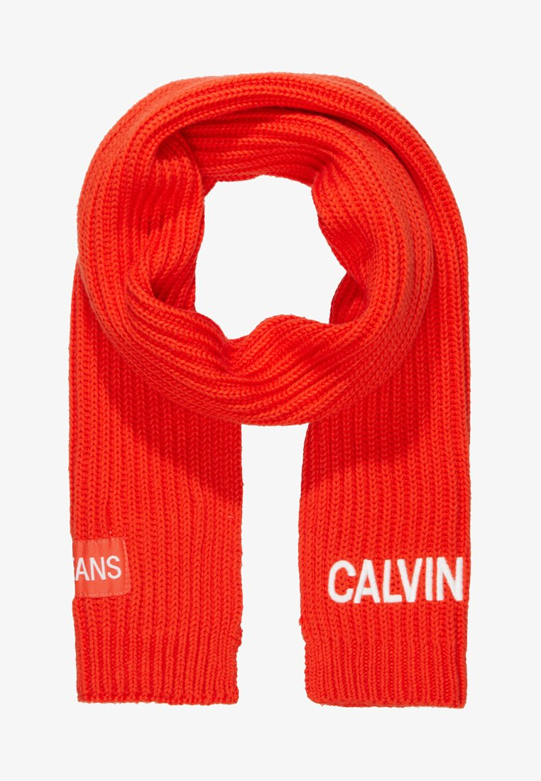 Calvin Klein Jeans - BASIC BOYS SCARF - Sjaal - red