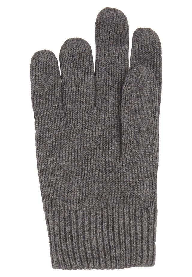 BASIC GLOVES - Fingervantar - grey