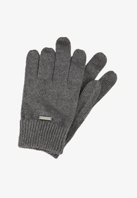 Calvin Klein - BASIC GLOVES - Rukavice - grey - 2