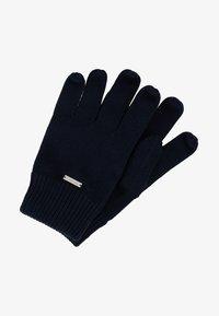 Calvin Klein - BASIC GLOVES - Rukavice - blue - 0