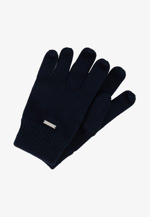BASIC GLOVES - Hansker - blue