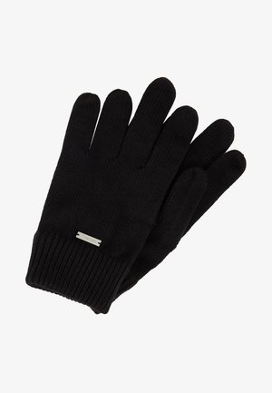 BASIC GLOVES - Guantes - black
