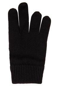 Calvin Klein - BASIC GLOVES - Guantes - black - 1